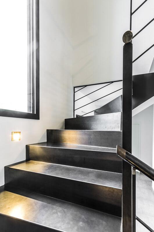 escalier Lyon