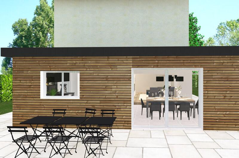 Extension maison Lyon